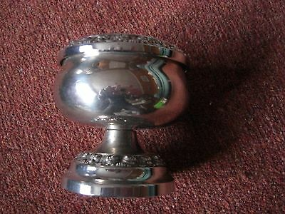 Ianthe Silver Plated Posy Bowl