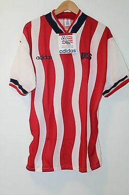 USA World Cup 1994 Adidas Home Shirt Large BNWT