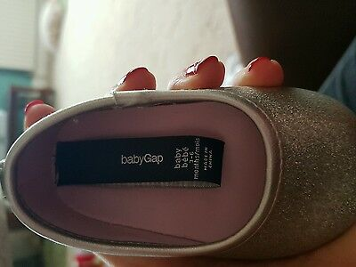 baby girl shoes 3-6 months