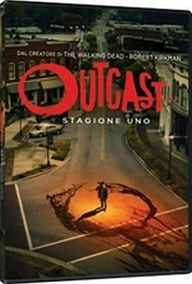 Outcast - Stagione 1 (4 DVD) - ITALIANO ORIGINALE SIGILLATO -