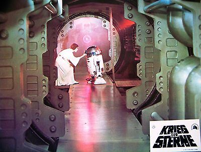 5351 + Star Wars + R2-D2 + Carrie Fisher + Lc + German +