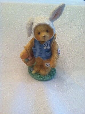 """Enesco Cherished Teddies Peter """"You're Some Bunny Special"""" #104973"""