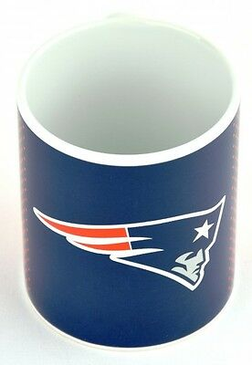 New England Patriots NFL Football Tasse Mug Sideline Collectibles