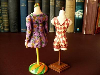 Vintage Fashion Mannequins - The Latest Thing - Summer Of Love & In The Swim