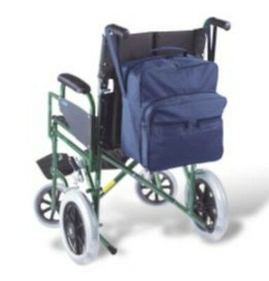 bag wheelchair shopping scooter mobility large holdall Storag e Waterproof