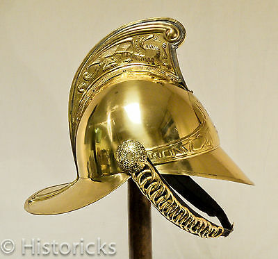 Replica Antique Fireman's Helmet (NSW) New South Wales