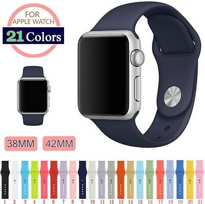 Corras Apple Watch 38-42mm Silicona