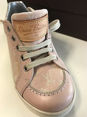 Louis Vuitton Scarpe Shoes Bambina Girl Size 25