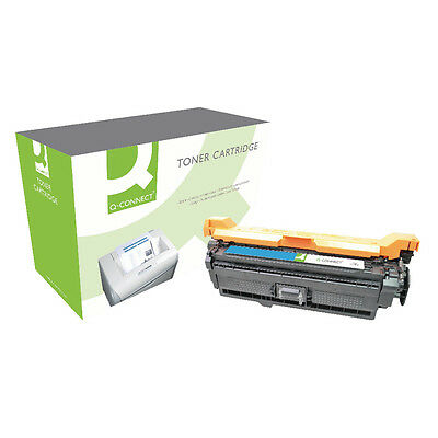 Q-Connect HP Laserjet 500 M551N Toner Cartridge Cyan CE401A