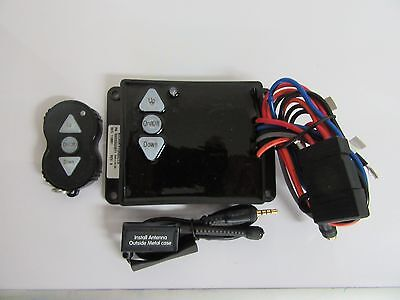 Hydraulic Wireless Remote Control System 12 or 24 volt