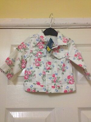 Baby Benetton Denim Jacket 3-6 Months