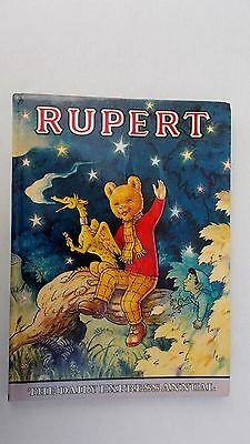 Rupert Annual 1979, Daily Express. Very good condition.