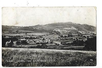 Breconshire General View Builth Wells (Rp)
