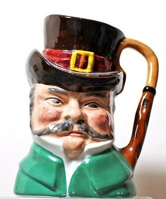 Vintage Character jug, Cabby