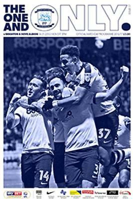 2016/17 - PRESTON NORTH END v BRIGHTON (14th January 2017)