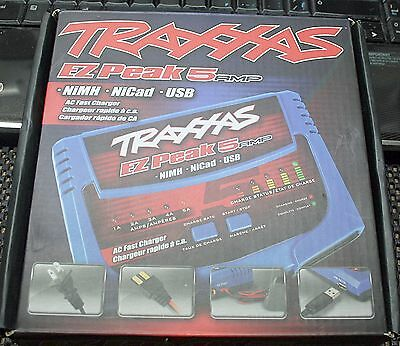 Traxxas Ez-Peak 5Amp Ac Fast Charger - Kd1510-R00 (Does Not Power On)