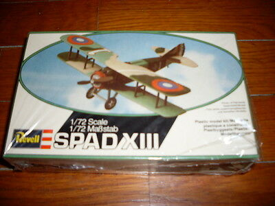 Revell : SPAD XIII 1/72