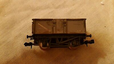 A model railway mineral wagon in N gauge by Lima unboxed