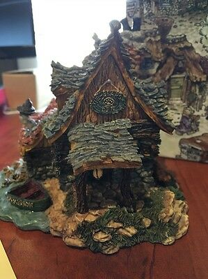 Boyd's Bears EDMUND'S HIDEAWAY - Bearly Built Villages Inc Accessories NEW
