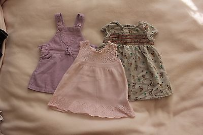 Baby Girl Dresses Bundle Next 3 month and 3-6 month