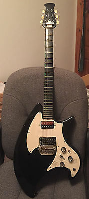 Instantly Recognisable Shaped Copy Guitar!!!