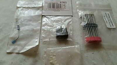 A model railway small joblot of accessories for ho / oo / n gauge
