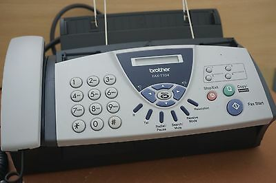 Brother fax MachineT104