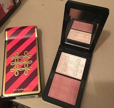 MAC NUTCRACKER CHRISTMAS SWEET PEACH FACE PALETTE SOLD OUT In Stores & ONLINE