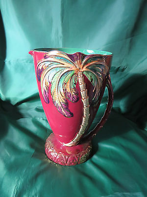 Beswick Large Rouge Palm Tree Jug Very good condition
