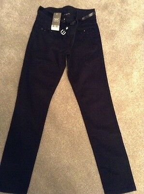 Girls Black Trousers from Next, age 9 years
