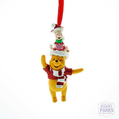 Disney Parks Christmas Ornament - Winnie the Pooh and Piglet