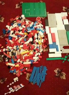 mixed collection of lego
