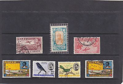 Stamps of Ethiopia