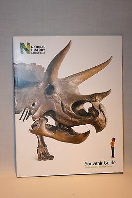 The Natural History Museum. Official Guide Book 2006. Illustrated. -  taxidermy