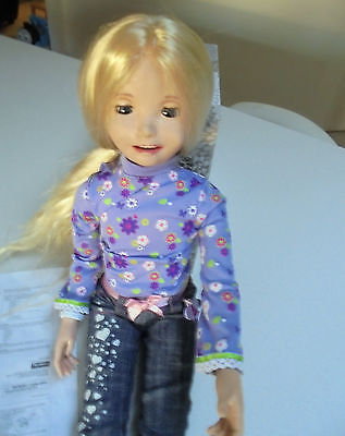 Amazing Allysen Playmates 2006 Doll - Talking Doll - collectable doll