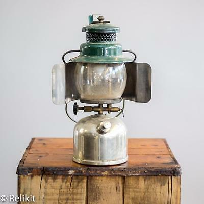 Vintage 1945 Coleman Single Mantle Lantern