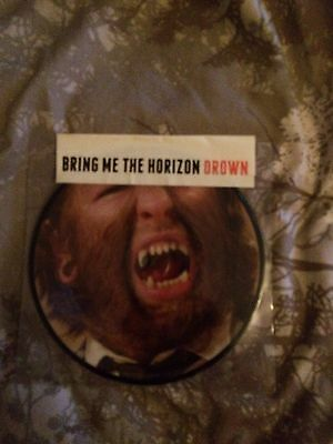 """Bring Me The Horizon 7"""", Architects, Bullet For My Valentine, Bmth"""