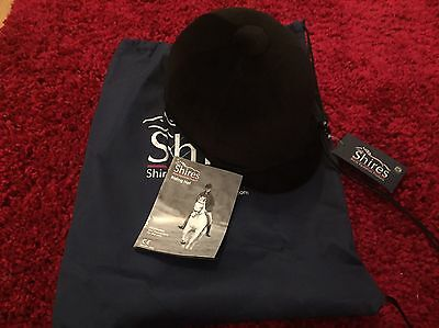 Shires Horse Riding Hat Size 6-5/8  =  54 Brand New With Tags