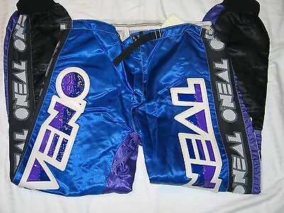 O'neal Pro 2 Series Motorcycle Motocross multi-color Men's Pants size 36