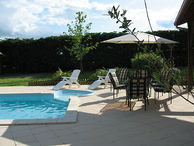 Luxury Holiday Home with Heated Pool Charente/Dordogne South West France