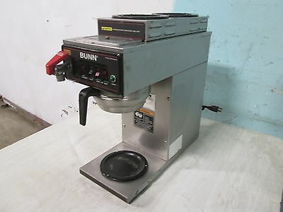 """BUNN CWTF 15"" COMMERCIAL HD ""POUR-OVER/AUTOMATIC"" COFFEE BREWER w/HOT WATER TAP"