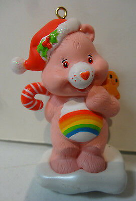 Care Bears Cheer Bear Christmas Ornament 2005 American Greeting Cards