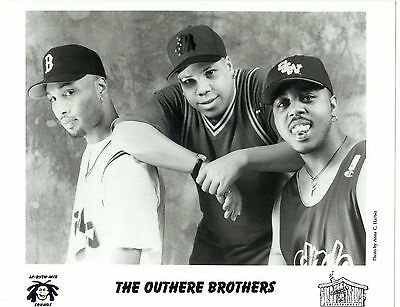 The Outhere Brothers // Official Promo Photo Press Picture