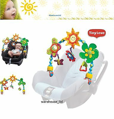Tiny Love Sunny Stroll Baby Toy For Pushchair Stroller