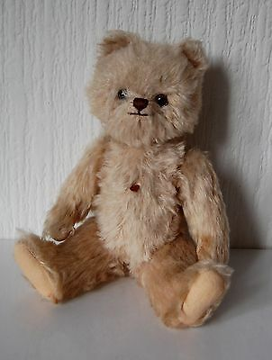 Vintage Austrian 'Berg' Bear With Heart Tag Rare & Collectible