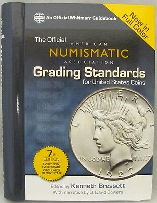The Official Ana Grading Standards For U.s. Coins,  7Th Edition