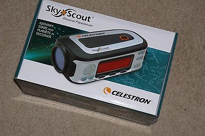 Celestron SkyScout Personal Planetarium 93970 NEW and Mint Unopened!