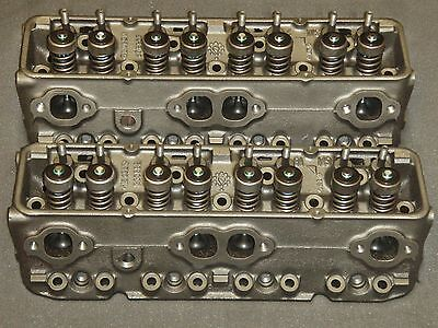 Rebuilt Sbc 1.94 # 882 , Chevy # 333882 Chevrolet Small Block Cylinder Heads