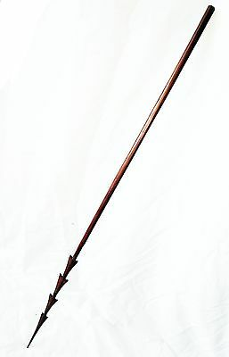 Antique Marquesas Island Spear - Shortened Handle - Still Amazing (Dil)