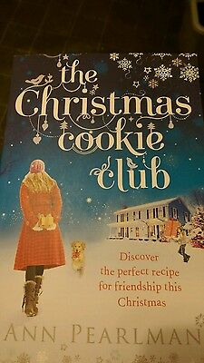 The christmas cookie club- book